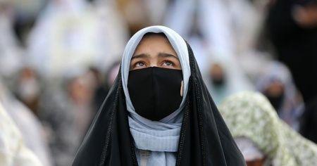 İran'da Kovid-19 nedeniyle ölenlerin sayısı 7 bin 734'e yükseldi