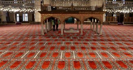 İşte İstanbul'da ilçe ilçe cuma namazı kılınacak olan camiler