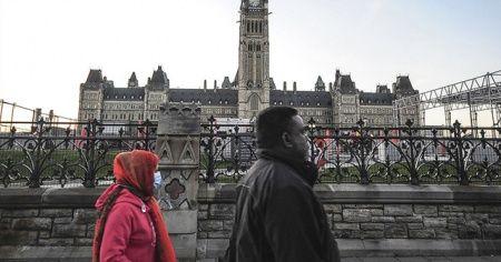 Kanada'da ölümlerin sayısı 6 bin 858'e yükseldi