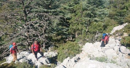 Kayıp dağcının cansız bedenine ulaşıldı