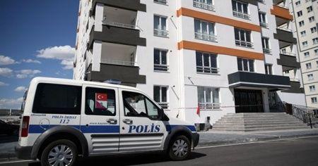 Kayseri'de 52 daireli binaya corona virüs karantinası