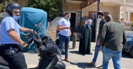 Kudüs Yüksek İslam Heyeti Başkanı gözaltına alındı