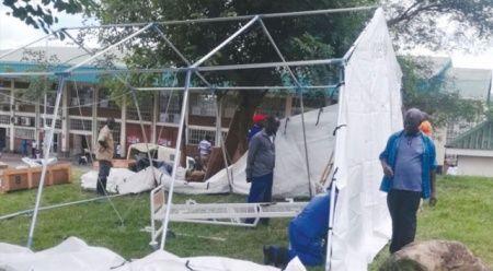 Malavi'de 400 kişi karantina merkezinden kaçtı