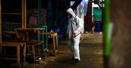 Meksika'da Kovid-19 nedeniyle son 24 saatte 364 kişi hayatını kaybetti