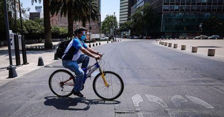 Meksika'da Kovid-19 nedeniyle son 24 saatte 463 kişi yaşamını yitirdi