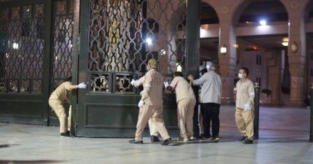 Mescid-i Nebevi, 74 gün sonra yeniden ibadete açıldı