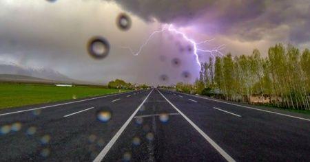 Meteoroloji'den çok sayıda bölge için sağanak uyarısı