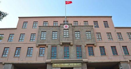 MSB: Hakkari'de 2 asker şehit oldu 1 asker yaralandı