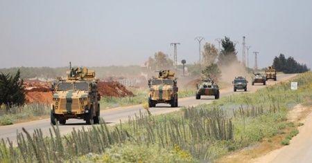 MSB: İdlib'de 13'inci Türk-Rus Birleşik Kara Devriyesi icra edildi