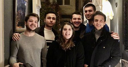 Özyeğin Üniversitesi öğrencileri dünyada ilk üçte
