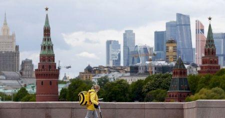 Rusya'da Kovid-19 vaka sayısı 400 bine yaklaştı