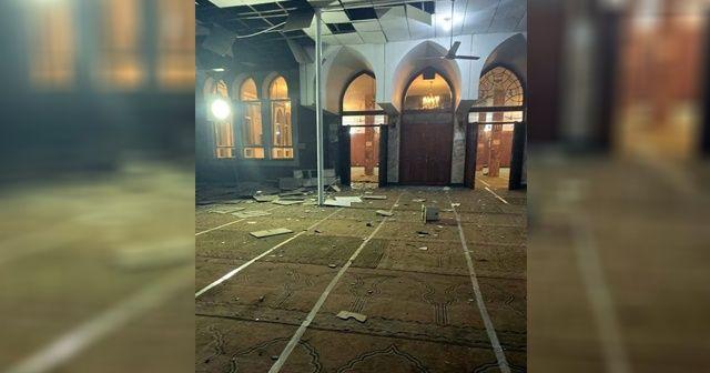Afganistan'da camide gerçekleştirilen saldırıda ölü sayısı 2'ye yükseldi