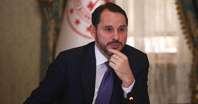 Bakan Albayrak: Hedefimiz Türkiye'yi dünyada faizsiz finansın merkezi haline getirmek