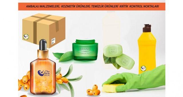 Büyüközer: 'Temizlikte de helal ürünler şart'