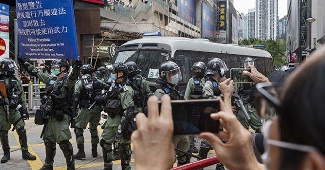 Çin, Hong Kong'a uygulanacak yasayı onayladı