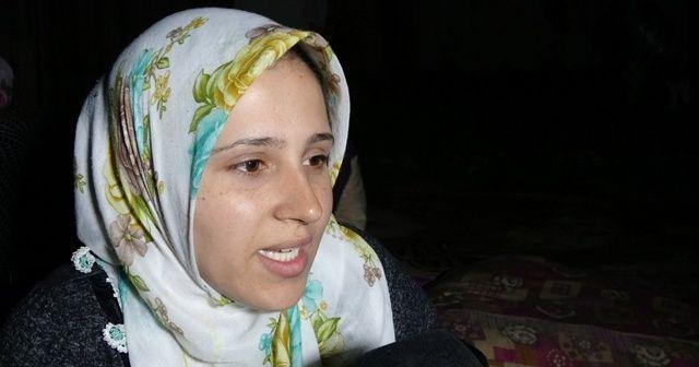 Depremde yararlanan hamile kadın İHA'ya konuştu