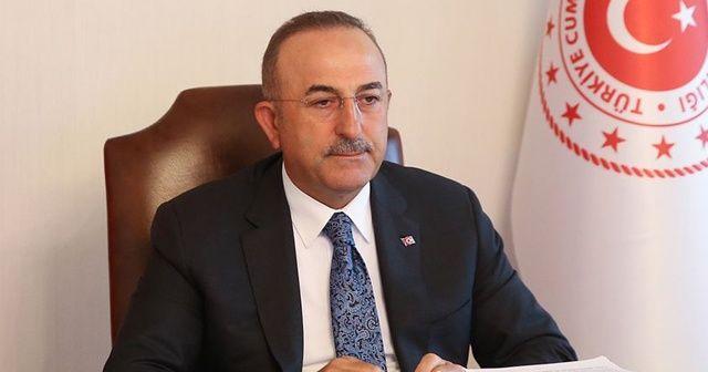 Dışişleri Bakanı Çavuşoğlu: Ayasofya, Türkiye Cumhuriyetinin mülküdür ve fethedilmiştir