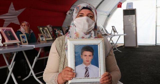 Diyarbakır annelerinden Solmaz Övünç: HDP benim çocuğumu nasıl götürdüyse öyle getirsin