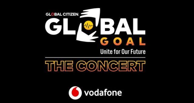 Dünyaca ünlü isimlerin buluşacağı Global Goal konseri bu akşam gerçekleşecek