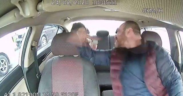 Faslı kadına saldıran taksi şoförü yeniden gözaltına alındı
