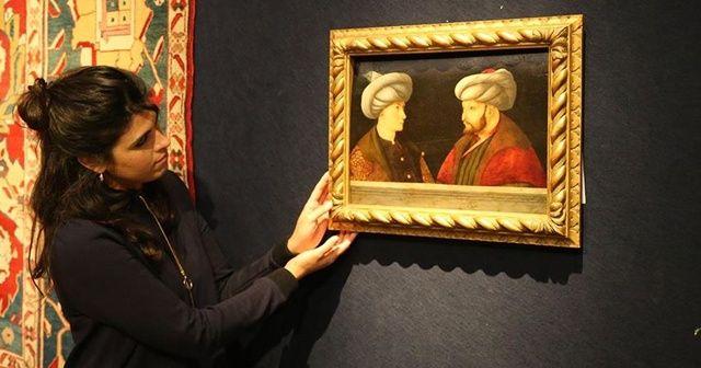 Fatih Sultan Mehmet'in portresi Londra'da satışa çıkıyor