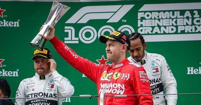 Ferrari'den ayrılmaya hazırlanan Vettel'e açık kapı