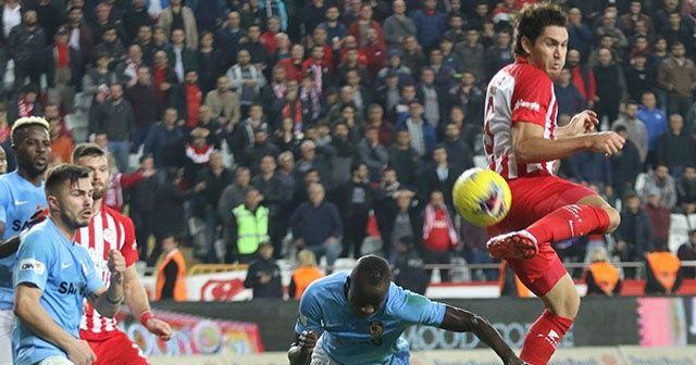 FT Antalyaspor ile Gaziantep FK 9. randevuda