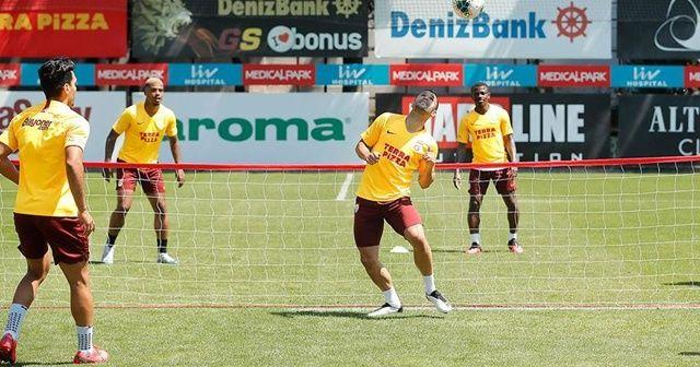 Galatasaray'da koronavirüs test sonuçları negatif çıktı
