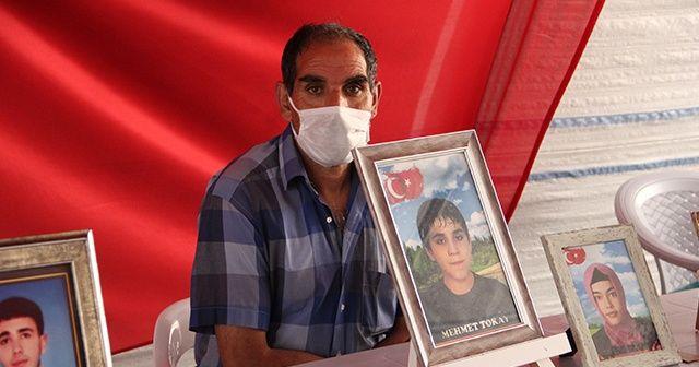 HDP önündeki ailelerin evlat nöbeti 291'inci gününde