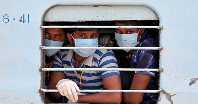 Hindistan'da vaka sayısı 190 bini geçti