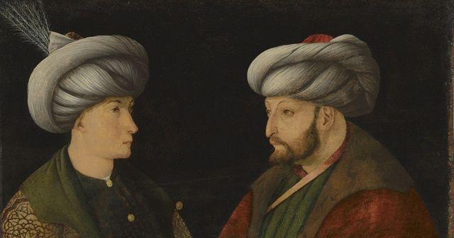 İBB, Fatih Sultan Mehmet'in Portresi'ni 6,5 milyon TL'ye satın aldı
