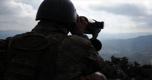 İçişleri Bakanlığı açıkladı: 2 terörist silahlarıyla birlikte etkisiz hale getirildi