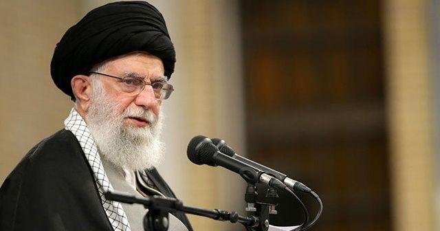 """İran Dini Lideri Hamaney: """"Yolsuzlukla mücadele devam etmeli"""""""