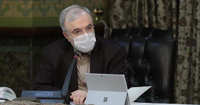 İran Sağlık Bakanı'ndan 'Salgın henüz kontrol altına alınmadı' açıklaması