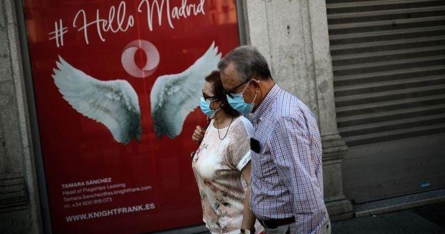 İspanya'da Kovid-19'dan dünden bu yana ölen olmadı