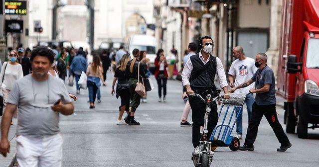 İtalya'da Kovid-19'dan ölenlerin sayısı 33 bin 601'e yükseldi