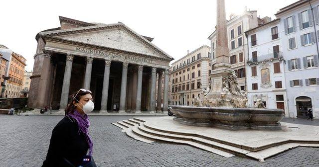 İtalya'da Kovid-19'dan ölenlerin sayısı 33 bin 689'a yükseldi