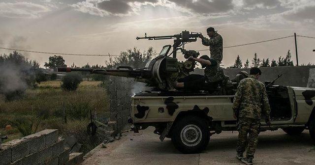 Libya ordusu, Hafter milislerinin işgalindeki Trablus Uluslararası Havaalanı'nda kontrolü sağladı