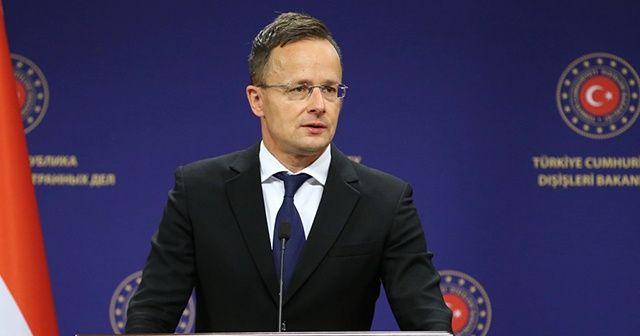 Macaristan'dan AB'ye 'Türkiye' çağrısı!