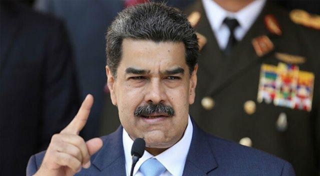 Maduro, AB Temsilcisine Venezuela'dan ayrılması için 72 saat verdi