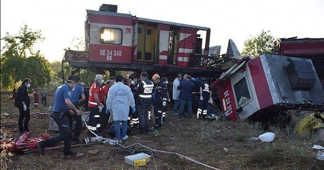 Malatya'da iki yük treni çarpıştı, ölü ve yaralılar var