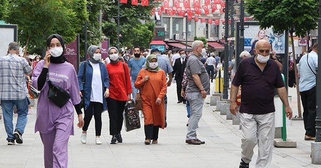 Maskeyi doğru kullanma oranı arttı