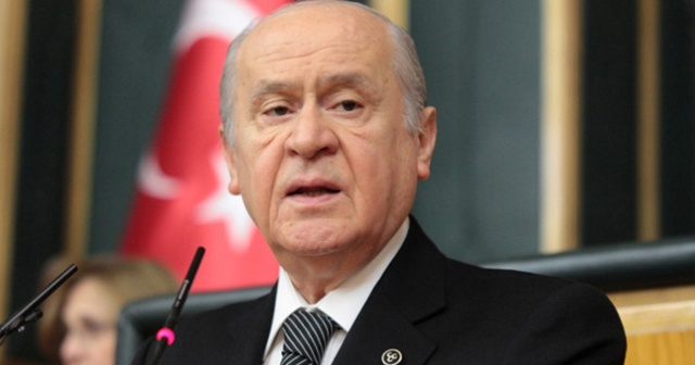 MHP Genel Başkanı Bahçeli'den teşkilatlara genelge