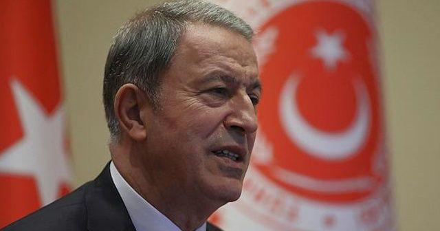 Milli Savunma Bakanı Hulusi Akar: Hava Kuvvetleri'miz dünyanın önde gelen kuvvetleri arasında