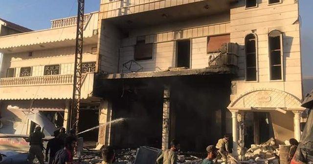 Resülayn'da bomba yüklü araç patladı: 3 ölü