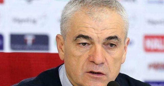 Sivasspor Teknik Direktörü Çalımbay'dan taraftara 'ekrandan destek' çağrısı
