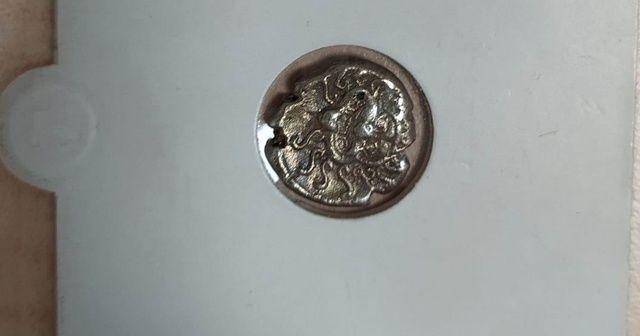 Tarihte kullanılan ilk para örneği Mardin'de ele geçirildi