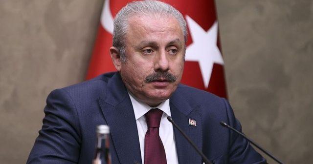 TBMM Başkanı Şentop: 'Türkiye, yeni dünyada da söz sahibi olacaktır'