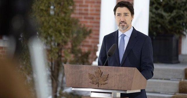 Trudeau'dan ırkçılık itirafı