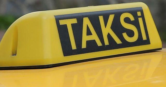 Yolcusunu darbeden taksicinin belgesi iptal edildi
